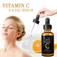 30ml Vitamin C Serum Organic Moisturizing Vitamin E Lifting Whitening Skin Anti Firming Essence Care Face Wrinkle L6D8 5