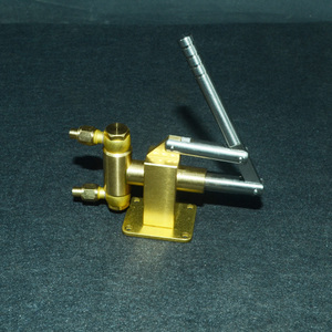 Image 4 - النحاس محرك بخاري المرجل اليد مضخة تغذية M8 لايف