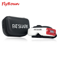 Hot Sale FatShark Dominator HDO 2 FPV Goggles 1280x960 OLED Display 46 Degree Field of View 4:3/16:9 Video Headset for RC Drone