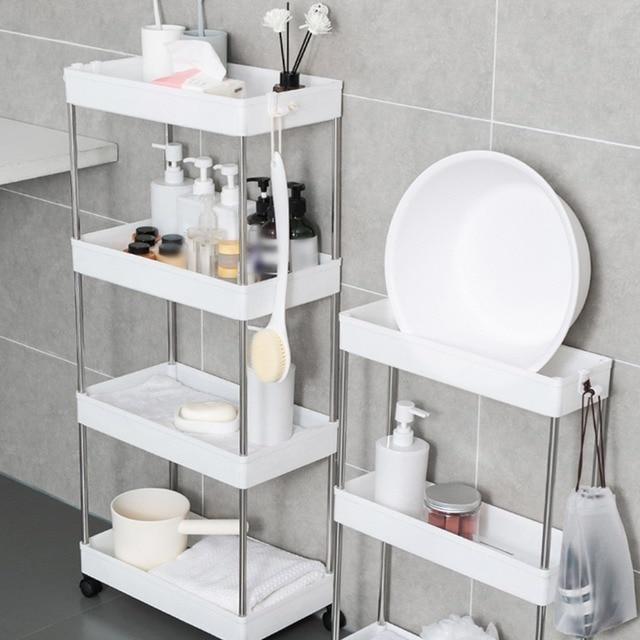 Movable storage rack. Cart 3