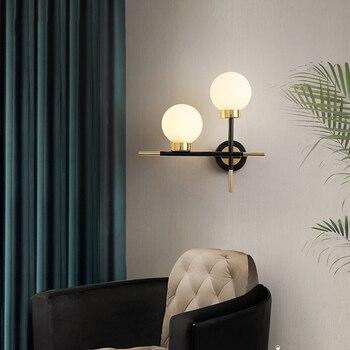 Настенный светильник, светодиодный, для спальни