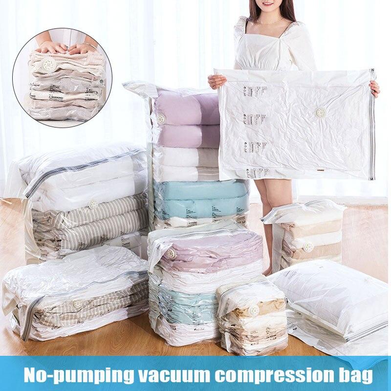 Купить трехмерная вакуумная компрессионная сумка для одежды бытовая