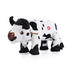 Electronic Pets Cute Robot Bull Interactive Toys Bull
