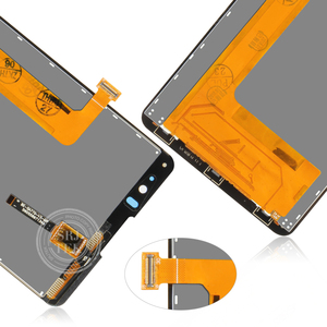 Image 4 - For Lenovo S898T LCD 5.3 inch 1280x720 Display For Lenovo S898T S898 LCD Touch Screen Digitizer Assembly