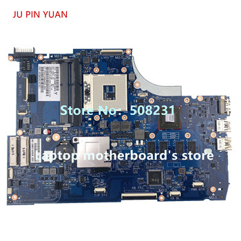 JU PIN YUAN 720567-001 720567-501 720567-601 for HP ENVY15-J series laptop motherboard 100% fully Tested