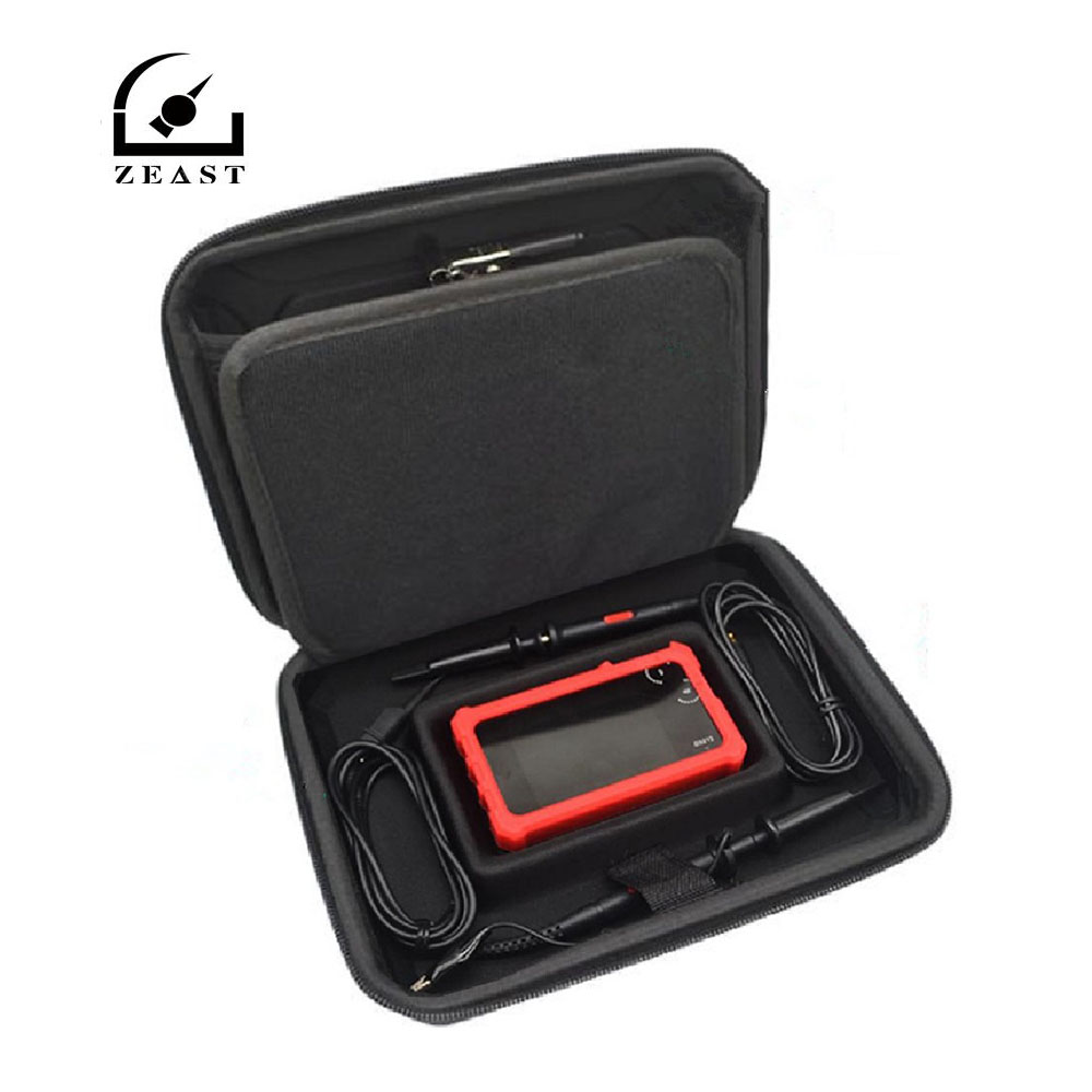 Theone Bag Mini Oscilloscope Special Storage Bag DS211 DS212 DS203 LA104 Kit Storage Bag for DS Series Oscilloscopes image