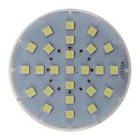 Gx53 4 25 LED SMD 5050 W 6500K Branco Lâmpada Downlight Do Teto Para Baixo a Luz|Lâmpadas LED e tubos|   -