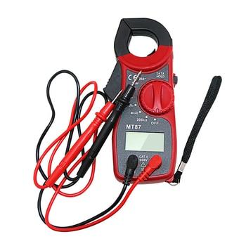 Digitale Clamp Multimeter AC/DC Strom Spannung Transistor Tester Power Meter Clamp Meter Test Strom Klemme-in Clamp Meter aus Werkzeug bei