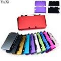 YuXi Top Bottom A & E Frontplatte Für 3DS LL XL Gehäuse Schale Vorne Zurück Abdeckung Fall