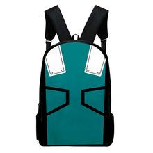 Рюкзак с героями аниме «Моя геройская Академия» школьная сумка