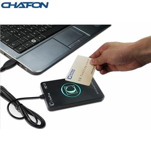 Image 3 - Chafon 125Khz Rfid Id Card Reader Met Meerdere Uitgang Ondersteuning Em4100 Em4200 Tk4100 Kaarten Bieden 1Pc Gratis Testen kaarten