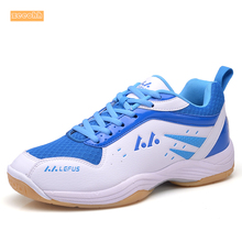 Men Badminton Shoes High Quality Rubber Muscle Anti-Slippery Training Profession