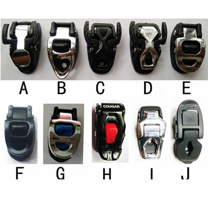 Free Shipping Roller Skate Parts Skate Buckle