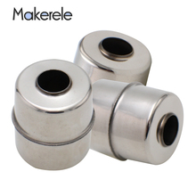 Mk - 25 * 28*9.5 Plumbing Float Switch Ball Stainless Steel Magnetic Float Liquid Level Switch Ball Water Flow Sensor