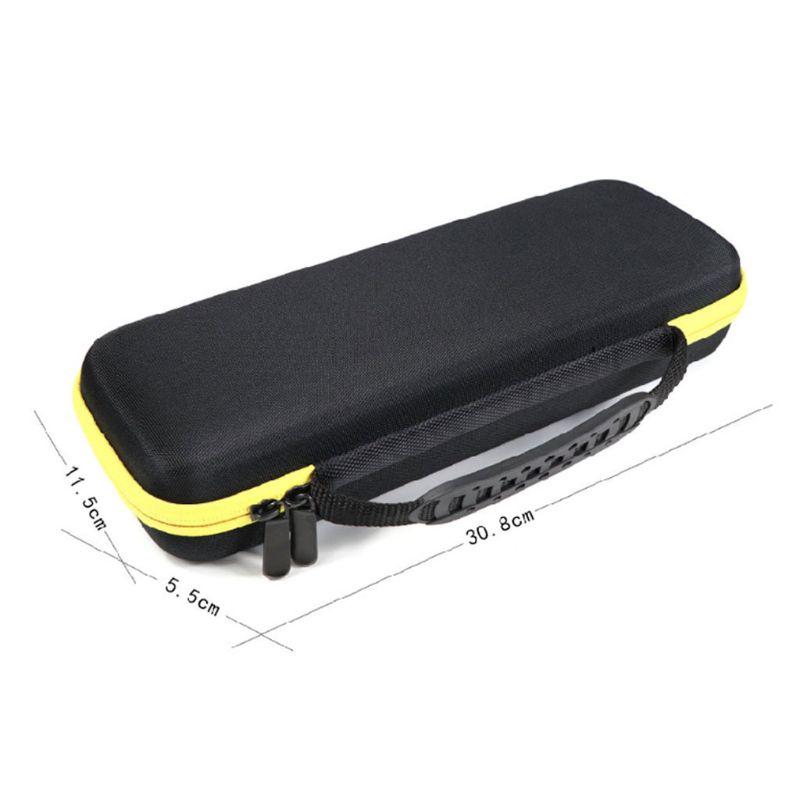 Clamp Meter Hard Case Anti Shock Waterproof Storage Bag For Fluke T5-1000/T6-600