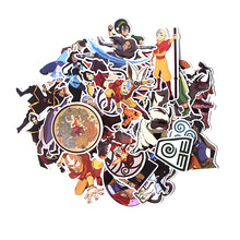 40PCS Avatar The Last Airbende Stickers