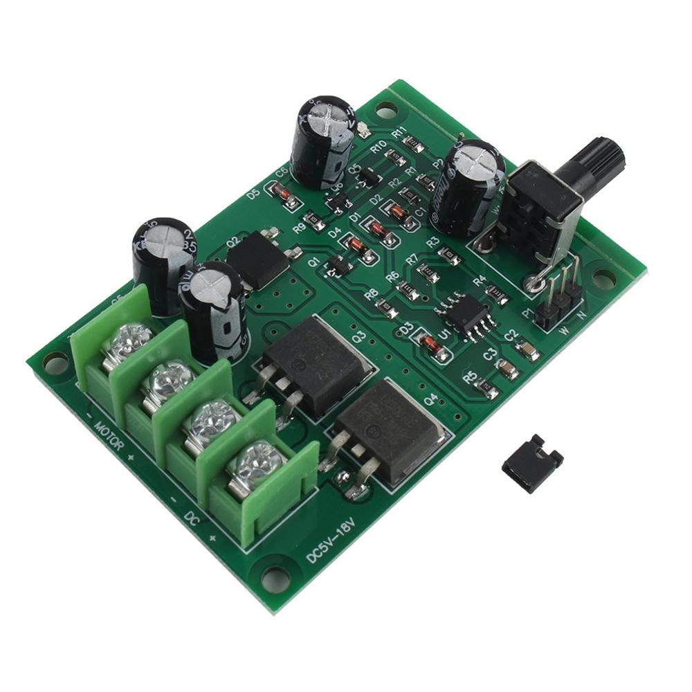 Professional Easy To Install 5v-12v <font><b>Dc</b></font> <font><b>Brushless</b></font> <font><b>Motor</b></font> Driver Board Controller Hard <font><b>Drive</b></font> <font><b>Motor</b></font> 3/4 Wire Accessories image