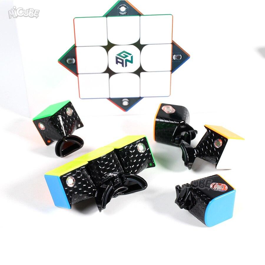 Puzzle Cube GAN356xs Cube magnétique Gan356 XS 3x3x3 Gan 356xs Cube magnétique 3x3x3 Cube de vitesse magique 3x3 Cubo Magico magnétique - 6