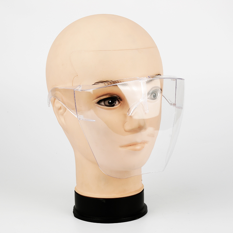 Anti-spray Mask Face Shield Glasses Swimming Goggles Safety Waterproof Protective Mask