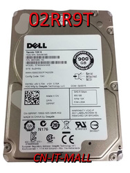Disco duro interno 2RR9T 2RR9T ST900MM0006 900GB 10000 RPM 64MB Cache SAS 6 Gb/s 2,5