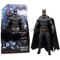 14CM DC Dark Knight Justice League Batman Figurine Dolls Toys PVC Action Figure Collectible Model Toy Kids Gift
