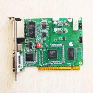 Image 4 - Linsn tarjeta de envío síncrona DS802d, controlador de vídeo led que funciona con Tarjeta receptora rv908m32 para controlador de pared de vídeo led