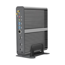 MSECORE i7 10710U gaming Mini PC Windows 10 Desktop Computer game pc industrial pc barebone linux intel HTPC DP HDMI 4K WIFI