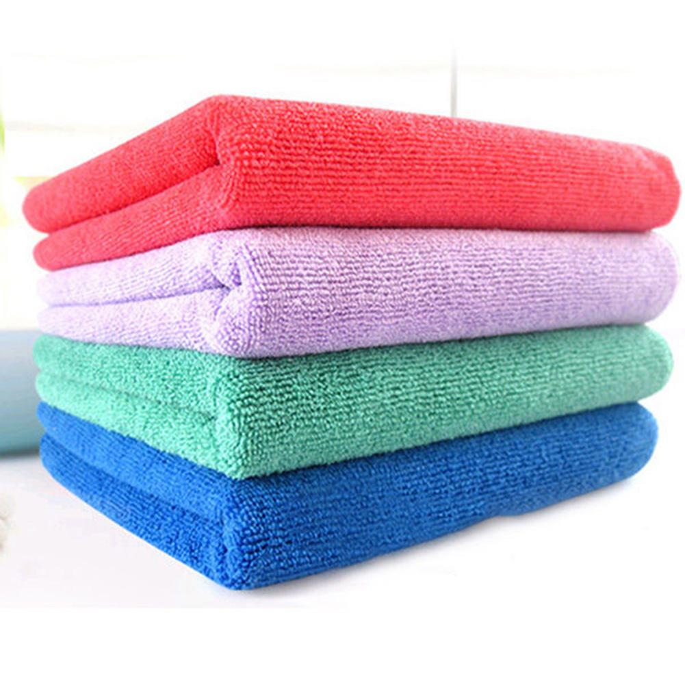 Square Luxury Soft Fiber Cotton Infant Face Hand Cloth Towel Baby Cleaning Baby Wash Towels Spa Facial Bath Towel