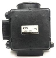 1pc medidores de fluxo de ar do automóvel sensores maf e5t05471 md172455 pw550459 apto para mitsubishi galant japão original segunda mão