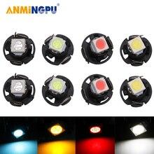Light T4.7 T4.2 Signal-Lamp Car-Dashboard-Instrument Auto-Interior-Side-Light 5050SMD