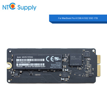 NTC Supply SSD 1TB For MacBook Pro A1398 A1502 655-1810D 2013-2015 Year Used 100% Tested Working Good