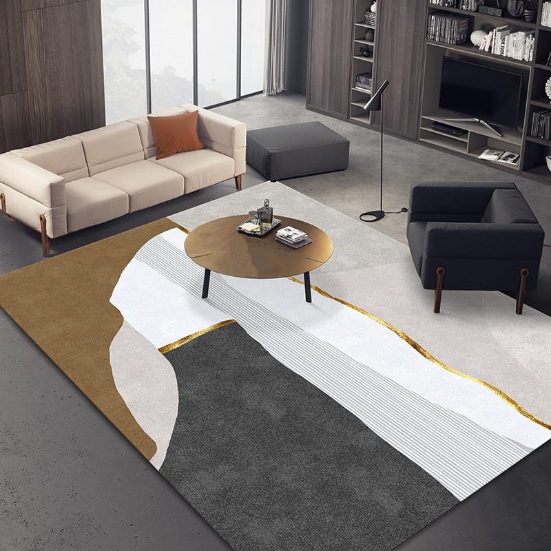 Nordic Design Bedroom Rug Sofa
