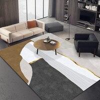 Post Modern Carpets For Living Room Nordic Design Bedroom Rug Sofa Coffee Table Floor Carpet Study Room Area Rugs Restaurant Mat