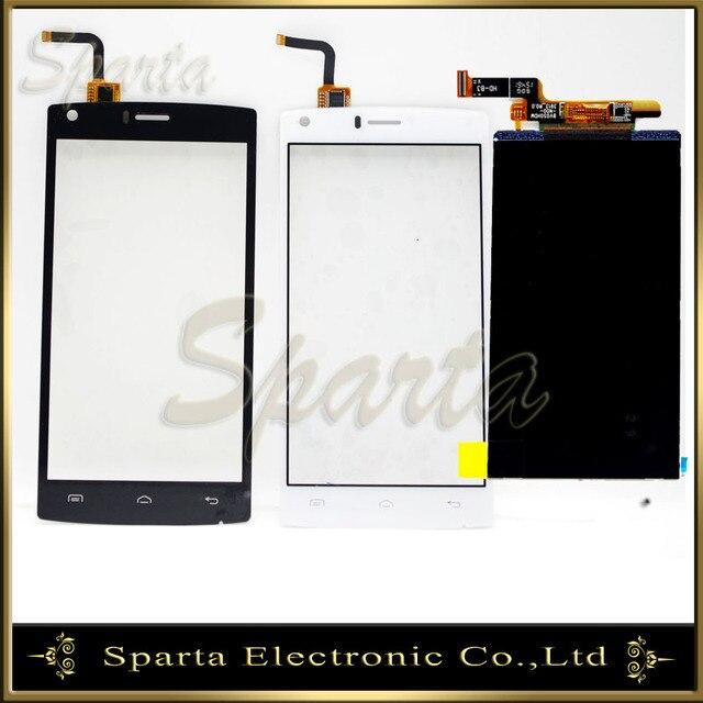 """5.0 """"Lcd Touch Screen Panel Sensor Voor Doogee X5 Max / X5 Max Pro Lcd scherm"""