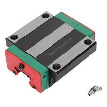 цена на 1Pcs 35mm Linear Motion Guide Rail Block Slider Bearing Steel Sliding Block)