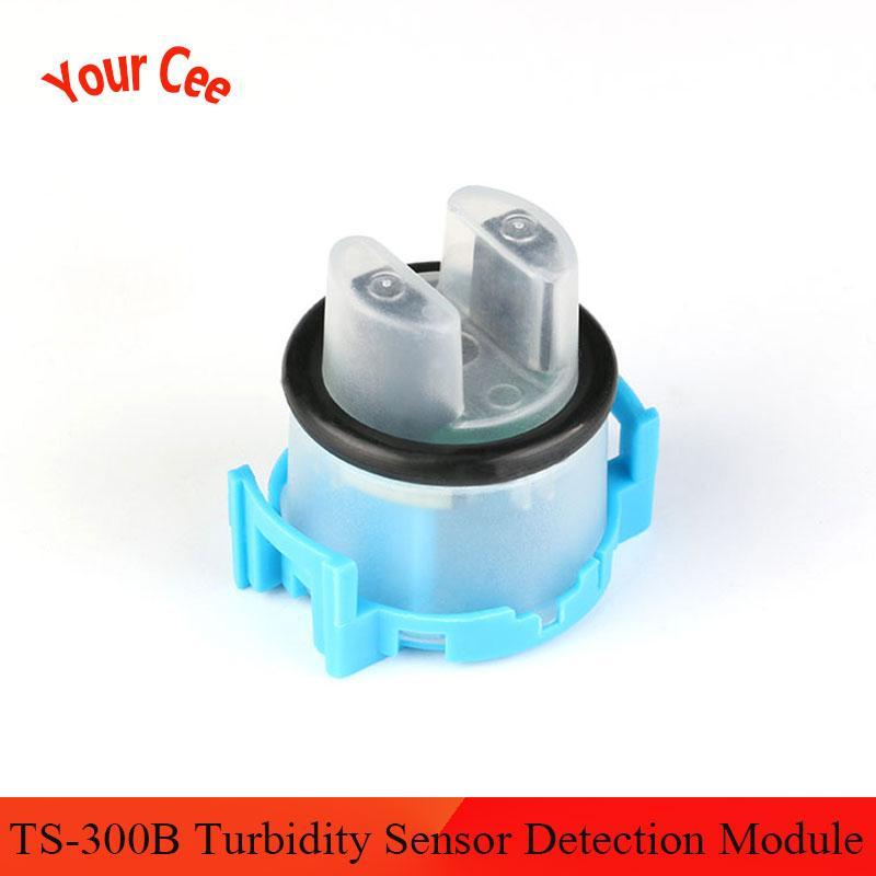 TS-300B High Quality Turbidity Sensor Detection Module Water Quality Test Washing Machine Turbidity Transducer For Arduino
