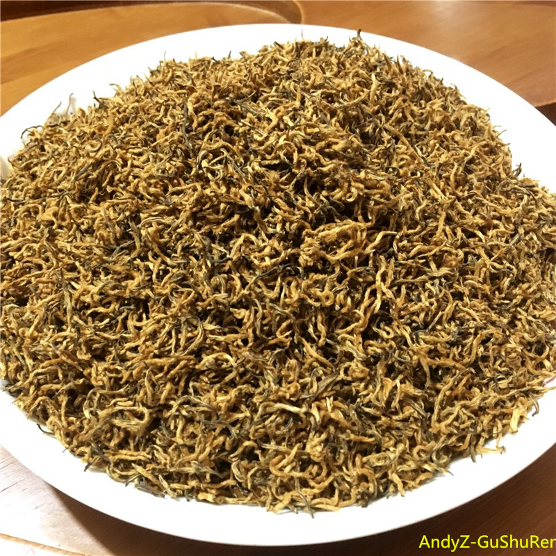 2019 7A Chinese Jin Jun Mei Black Tea Superior Oolong Tea Natural Organic Green Food For Health Care Lose Weight Kung Fu Tea