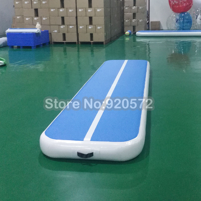 Factory Wholesale Inflatable Air Track For Gym,4x1m Indoor Inflatable Air Gym Mat,High Quality Inflatable Tumble Track For Sale