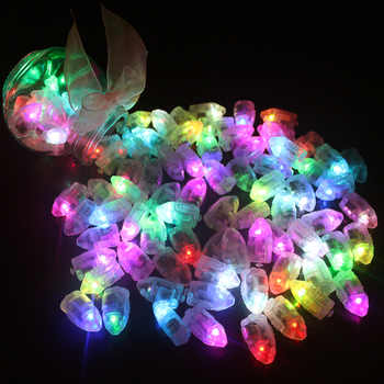 5000pcs/lot LED Flash Lamps Balloon Lights for Paper Lantern Wedding Party Festival Supplies DHL Free Shipping - DISCOUNT ITEM  8% OFF All Category
