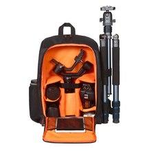Водонепроницаемый рюкзак для фотосъемки Противоударная сумка для камеры Сумка для хранения видео фото для DJI Ronin SC для DJI Drone DSLR Объектив штатив