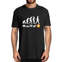 100% Katoen Bitcoin Evolutie Van Geld Cryptocurrency Btc Investeerders Grappige Unisex Oversized Mannen Nieuwigheid T-shirt Vrouwen Casual Tee