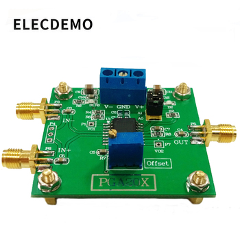 цена на PGA205 Module Digital Gain Amplifier PGA204 Instrumentation Amplifier Bias Adjustable Low Offset