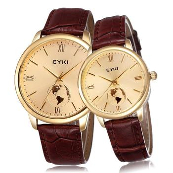2019 New Men's and Women's Watches Leather Strap Fashion Luxury Men's and Women's Quartz Watch Couple Watches Relogio Masculino fashion couple watches lovers watches leather strap date day quartz watches men women fashion casual watches relogio masculino