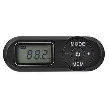 Ricevitore portatile Mini Radio LCD Display digitale Retro ricevitore FM ricaricabile per passeggiate all'aperto
