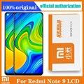 Original 6.53 ''Display Ersatz Für Xiaomi Redmi Hinweis 9 LCD Touch Screen Digitizer Montage Für Redmi Note9 Display Bildschirm