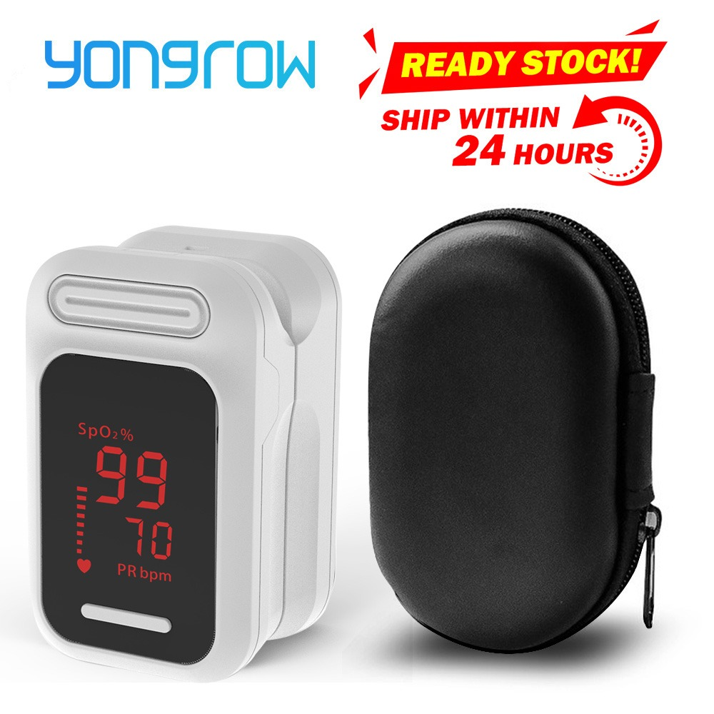 Yongrow Digital Blood Pressure Meter With High Definition Backlight OLED Display 5