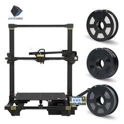ANYCUBIC 3D Drucker Chiron Druck Neueste Plus Größe FDM Hohe Präzision Gadget Filament 2018 Drucker 3D Geburtstag Geschenk
