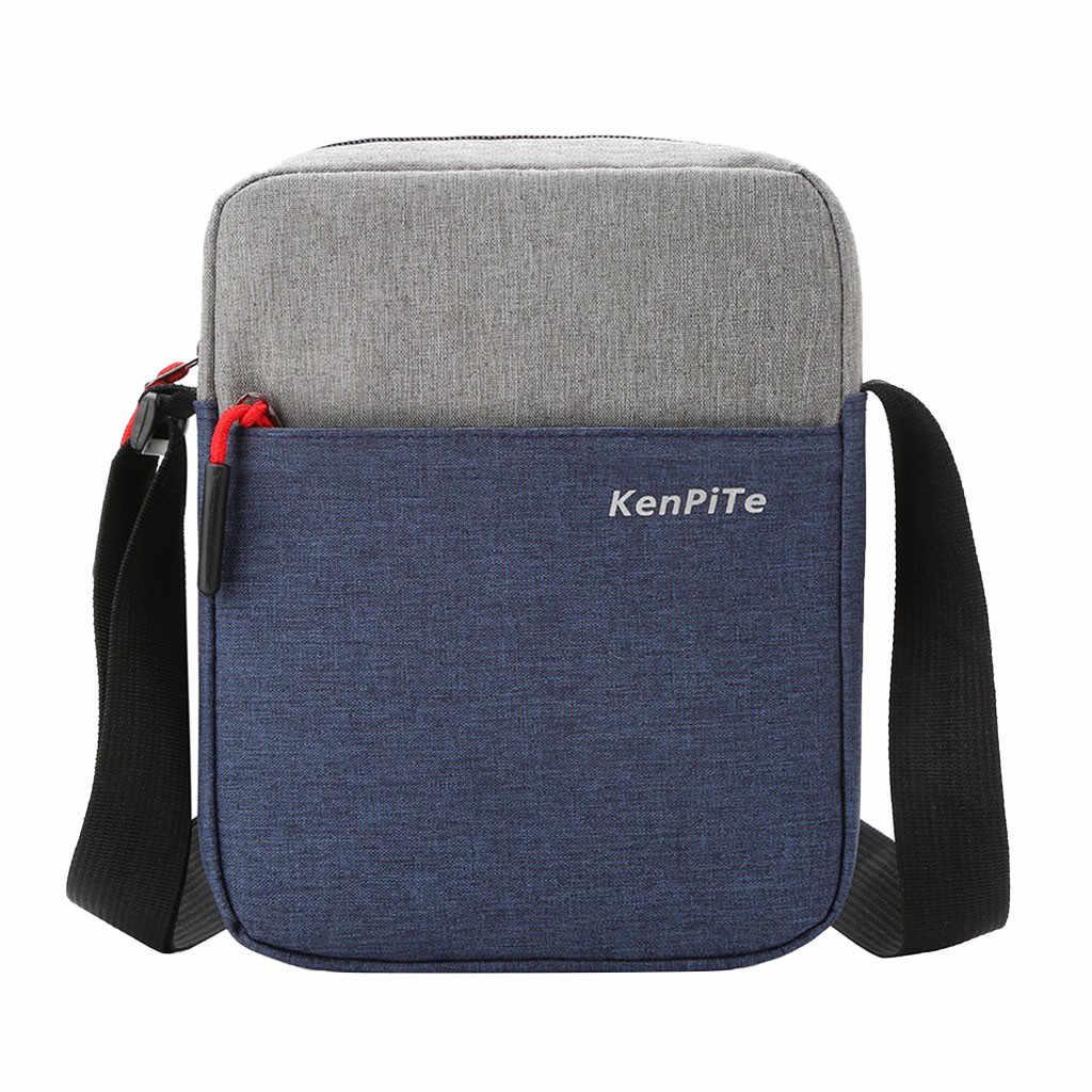 Nuovi Uomini Diagonale Mini sacchetto di Spalla Multi-Funzione Sacchetto Del Telefono Mobile Sport All'aria Aperta Del Progettista Del Sacchetto Borse Borsa un tracolla da donna #30