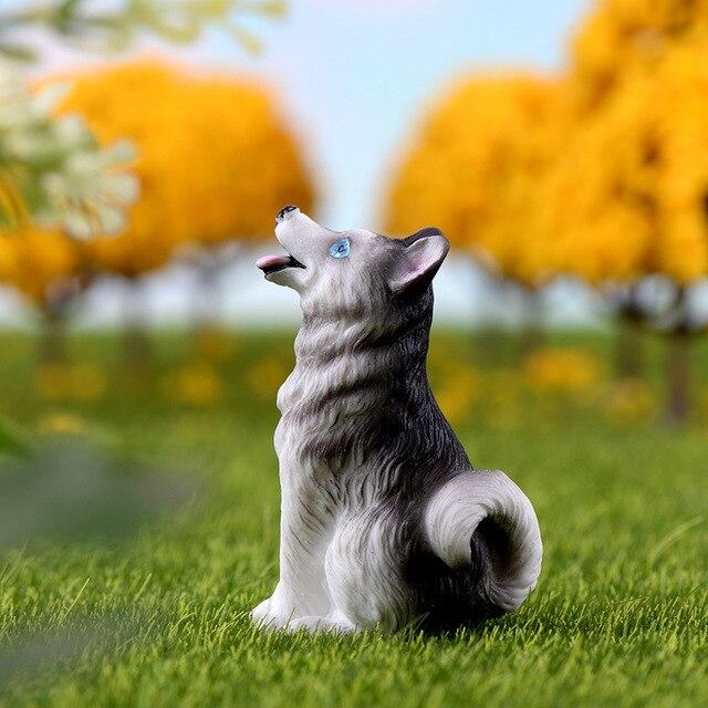Dog Sitting Decoration 2