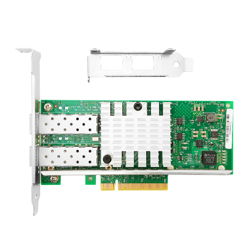 X520-DA2 10G SFP+ Dual port PCIe 2.0 X8 NIC Intel 82599ES Chip Network Adapter 4